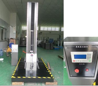 包装跌落试验机结构要求及操作规范